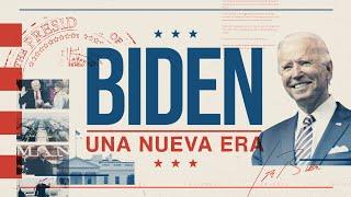 Joe Biden, una nueva era