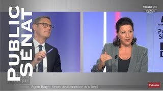 AME :  Agnès Buzyn parle d'une « forme de fraude » et « ce n'est pas une petite proportion ?