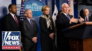 Trump, Coronavirus Task Force holds press briefing