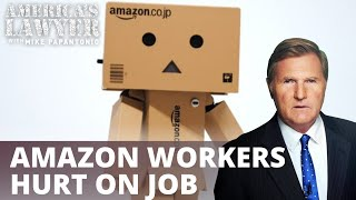 AMAZON.COM INC. Staggering Number of Amazon Workers Hurt on the Job