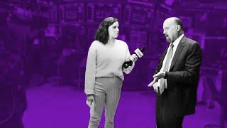 PFIZER INC. It's Market Madness: Jim Cramer on Earnings Season, Pfizer and Mylan, Starbucks