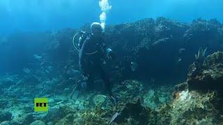 Hallan restos de un barco naufragado hace 200 años en México