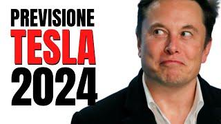 TESLA INC. TESLA 2024: previsione del prezzo delle azioni (perchè le azioni Tesla saliranno ancora molto)