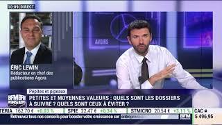 AUBAY Pépites & Pipeaux: Aubay - 30/10 - Eric Lewin sur BFM Business