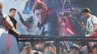 "ELECTRONIC ARTS INC. ""Star Wars Jedi: Fallen Order"" protagoniza el menú de Electronic Arts en E3"