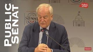 Syrie : auditionné au Sénat, l'ambassadeur de Turquie a donné « peu d'explications convainca