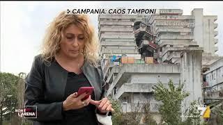 Caos tamponi in Campania, il servizio di Cristina Mastrandrea