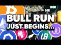 BULLRUN is Far From OVER! Smart Money is Buying RIGHT NOW!!