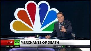 Media bias: Why NBC pushes war