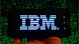 INTL. BUSINESS MACHINES IBM Confirms Layoffs