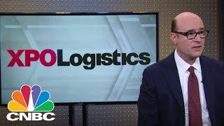 XPO LOGISTICS XPO Logistics CEO: Innovation in Technology | Mad Money | CNBC