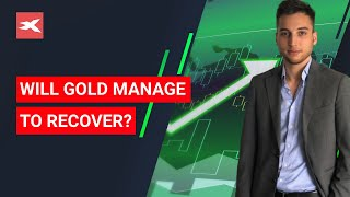 GOLD - USD Will Gold manage to recover? - with Walid Koudmani