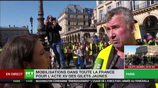 Pascal, Gilet jaune, déplore l'inaction du gouvernement face à la pauvreté
