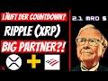 BREAKING: 🔴 RIPPLE (XRP) - GRÖSSTER PARTNER ALLER ZEITEN?🚀 ChainLink über 500% Rendite in 2020! NEWS