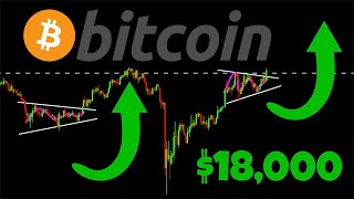 BITCOIN BITCOIN TO $18,000 BY JULY 2020!!!  Here's Why...