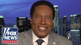 Larry Elder claims Newsom is 'scared to death' of his campaign