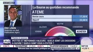 ATEME Pépites & Pipeaux: Ateme - 31/08 - Eric Lewin sur BFM Business