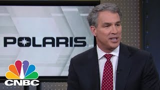 POLARIS INC. Polaris Industries CEO: Handling Adversity | Mad Money | CNBC