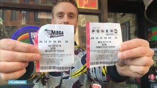 Megajackpot in Amerika en wij doen mee- RTL NIEUWS