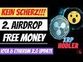 WOW! NOCH EIN XRP FLARE AIRDROP! Tether neue 30 TAGE| BTC IOTA & ETHEREUM 2 0 Update & Crypto News