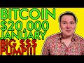 BITCOIN TO HIT $20,000 IN JANUARY 2021! WALL STREET PUMPING BTC AS A STRONG BUY!! [Hell Yeah!]