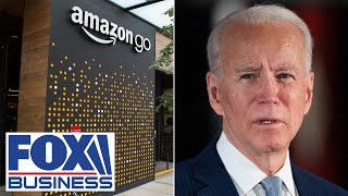 AMAZON.COM INC. Amazon fires back at Biden: You know that Congress wrote these tax laws
