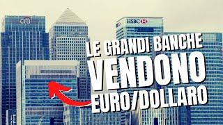 EUR/USD LE GRANDI BANCHE VENDONO EUR/USD - Registrazione del Webinar del lunedi del 12.04.2021