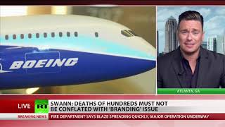 BOEING COMPANY THE Trump tells Boeing to 'rebrand' faulty planes