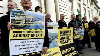 No-deal Brexit looms larger as Johnson, Hunt declare backstop 'dead'