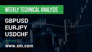 EUR/JPY Weekly Technical Analysis: 10/06/2019 - GBPUSD, EURJPY, USDCHF