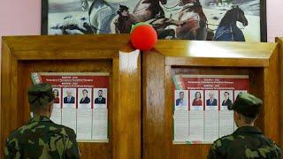 ALTEN Präsidentenwahl in Weißrussland: Bleibt alles beim Alten?