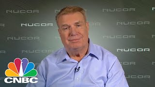 NUCOR CORP. Nucor CEO: Upholding American Credibility | Mad Money | CNBC