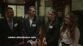 Generation €uro 2019 -kilpailun Suomen finaali - kooste
