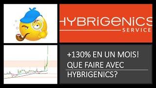 HYBRIGENICS Que faire de l'action Hybrigenics? (02/03/21)