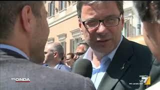 Matteo Salvini: 'Prima si vota meglio è per gli italiani', il servizio dei nostri inviati