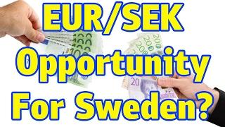 EUR/SEK Perspectives de l'EUR/SEK