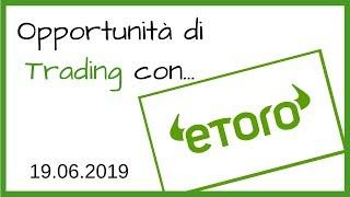 FACEBOOK INC. Opportunità di Trading con eToro: Facebook e Libra - 19.06.2019