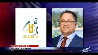 UEX CORP 'We're really excited about the Orora deposit', says UEX Corporation's Roger Lemaitre