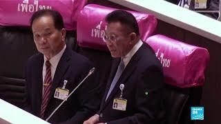 Thaïlande : l'opposition réclame la démission du Premier ministre