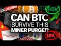 BITCOIN Miners Shut Down! Will the Price HODL or FALL!?