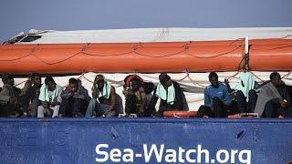 Dutzende Bootsflüchtlinge im Mittelmeer aus Seenot gerettet