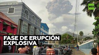 El volcán que provocó la evacuación de miles de personas puede volver a entrar en erupción