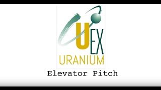 UEX CORP UEX Corporation - ELEVATOR PITCH
