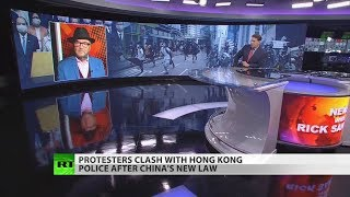 W Conflicts w/ India, US, Hong Kong: Is China on the brink? (Full show)