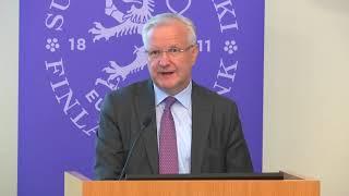 Suomen talouden suuret kysymykset ja euroalueen rahapolitiikka
