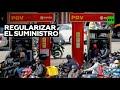 Venezuela implementa un nuevo esquema de distribución de gasolina