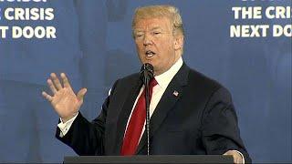 President Trump calls for death penalty for drug dealers