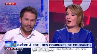 EDF Grève à EDF : des coupures de courant ?
