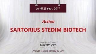 SARTORIUS AG O.N. SARTORIUS STEDIM BIOTECH : une nouvelle vague de baisse se profile