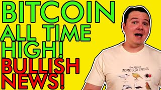 BITCOIN BREAKING! BITCOIN HITS NEW ALL TIME HIGH PRICE!!! BULL RUN JUST GETTING STARTED! [Are You Ready?]